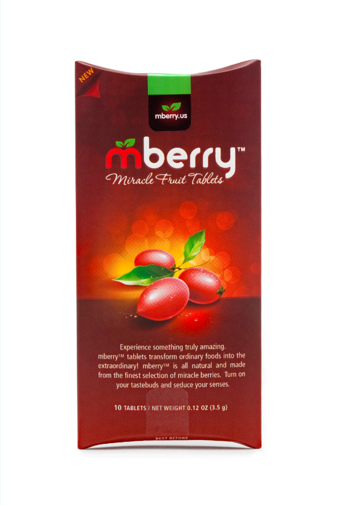 miracle berry fruit