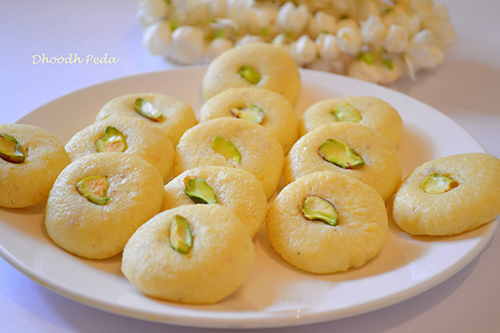 Indian sweet recipe sugar free low fat high protein doodh peda forumfinder Choice Image