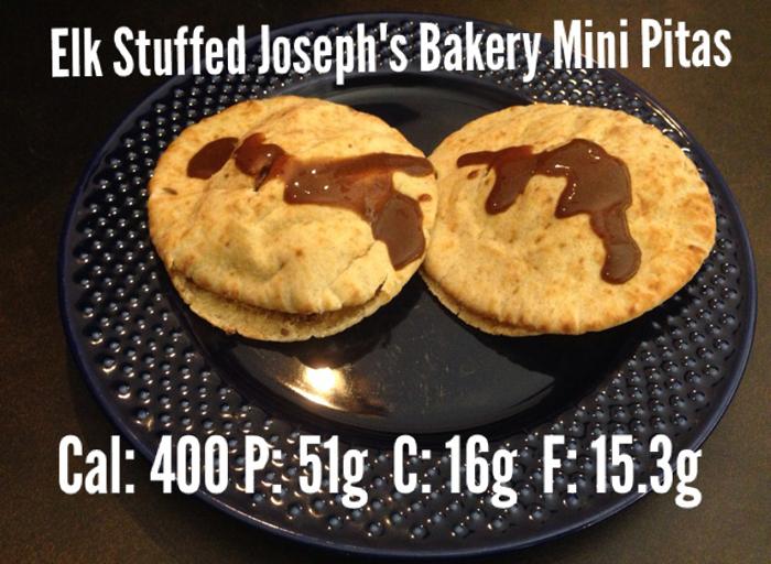 Joseph's bakery mini pitas